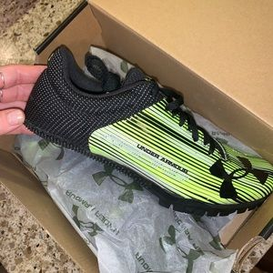 Under Armor Sprinter Track Spikes